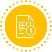 Pionero Philanthropy fees icon