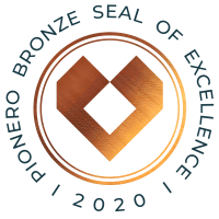 Pionero Philanthropy Bronze Seal of Excellence for partner nonprofits in Guatemala