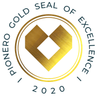 Pionero Philanthropy Gold Seal of Excellence for partner nonprofits in Guatemala