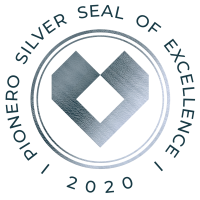 Pionero Philanthropy Silver Seal of Excellence for partner nonprofits in Guatemala