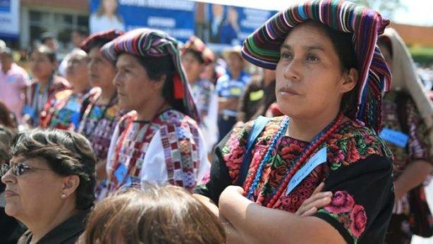 indigenous guatemalan women