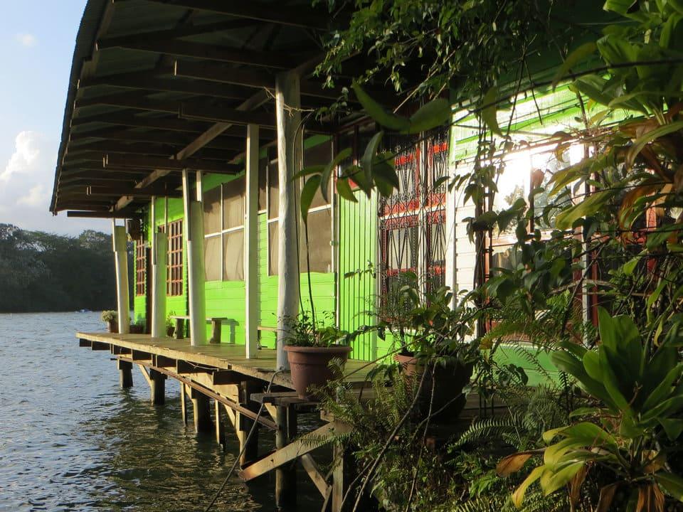 Casa Guatemala's Hotel Backpackers in Rio Dulce