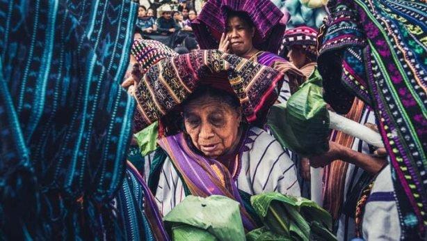 guatemalan mayan woman
