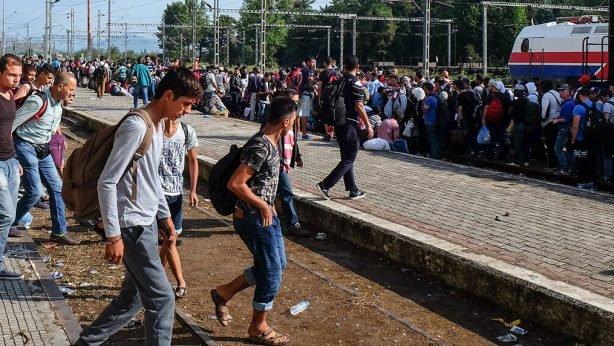 Central American Migrant Caravan