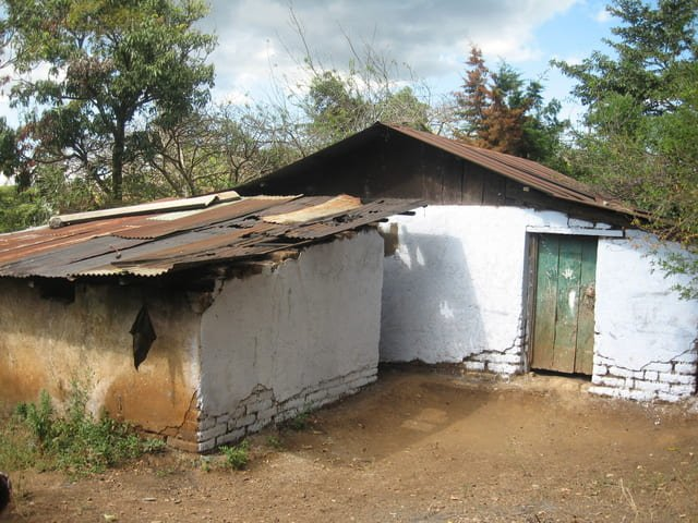 Guatemala poor housing