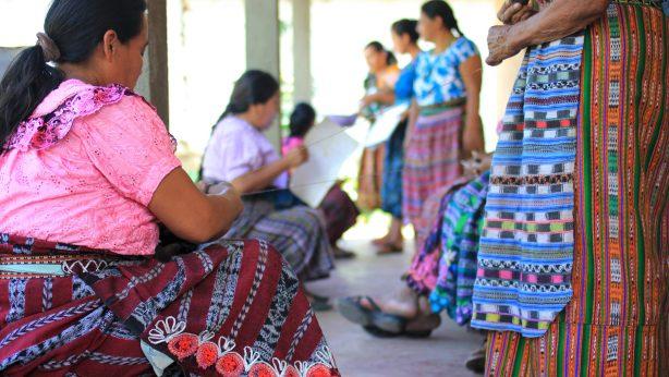 Guatemalan Indigenous Womean